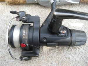 MarkI spinning reel