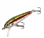 Rebel Tracdown Minnow for trout
