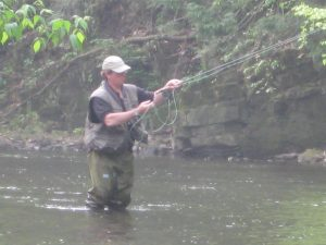Simple and easy nymph fishing