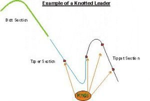 Knotted Leader Diagram