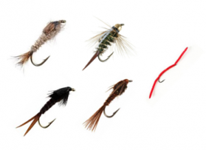 nymph for fly fishing