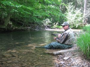 Variables to fly fishing