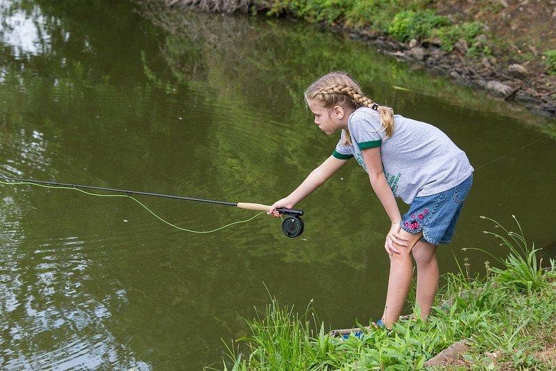 How To Introduce Your Child To Fly Fishing