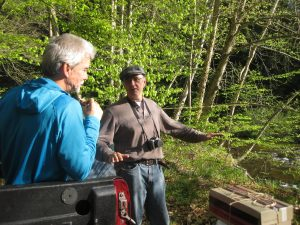 Talking fly fishing