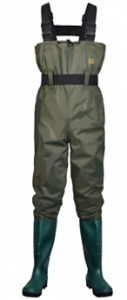 Canvas Waders